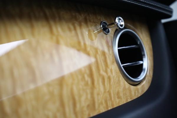 Used 2015 Bentley Continental GT V8 S for sale $119,900 at Alfa Romeo of Westport in Westport CT 06880 24