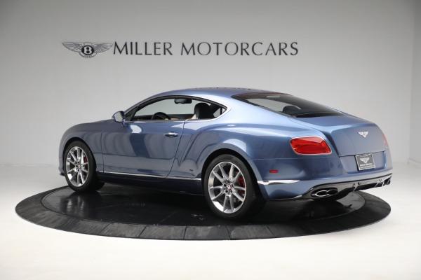 Used 2015 Bentley Continental GT V8 S for sale $119,900 at Alfa Romeo of Westport in Westport CT 06880 3