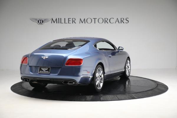 Used 2015 Bentley Continental GT V8 S for sale $119,900 at Alfa Romeo of Westport in Westport CT 06880 6