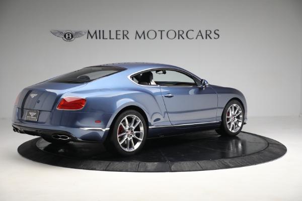 Used 2015 Bentley Continental GT V8 S for sale $119,900 at Alfa Romeo of Westport in Westport CT 06880 7