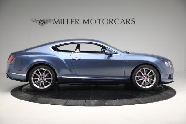 Used 2015 Bentley Continental GT V8 S for sale $119,900 at Alfa Romeo of Westport in Westport CT 06880 9