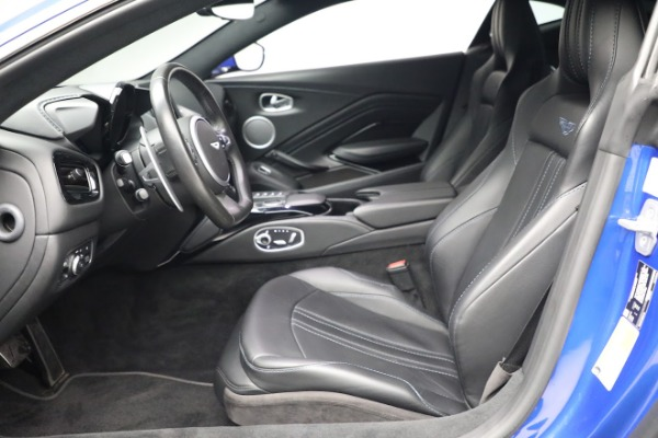 Used 2020 Aston Martin Vantage for sale $139,990 at Alfa Romeo of Westport in Westport CT 06880 13