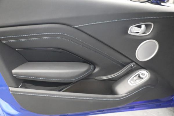 Used 2020 Aston Martin Vantage for sale $139,990 at Alfa Romeo of Westport in Westport CT 06880 16