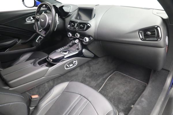 Used 2020 Aston Martin Vantage for sale $139,990 at Alfa Romeo of Westport in Westport CT 06880 17