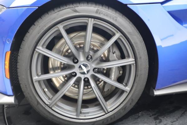Used 2020 Aston Martin Vantage for sale $139,990 at Alfa Romeo of Westport in Westport CT 06880 22