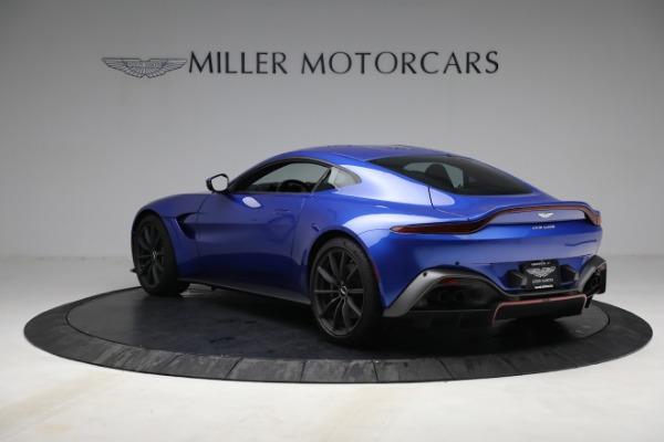 Used 2020 Aston Martin Vantage for sale $139,990 at Alfa Romeo of Westport in Westport CT 06880 4
