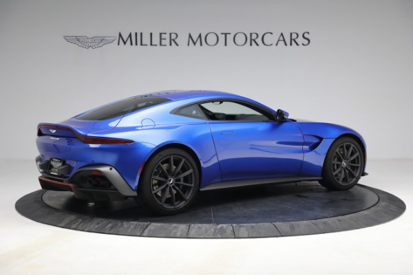 Used 2020 Aston Martin Vantage for sale $139,990 at Alfa Romeo of Westport in Westport CT 06880 7