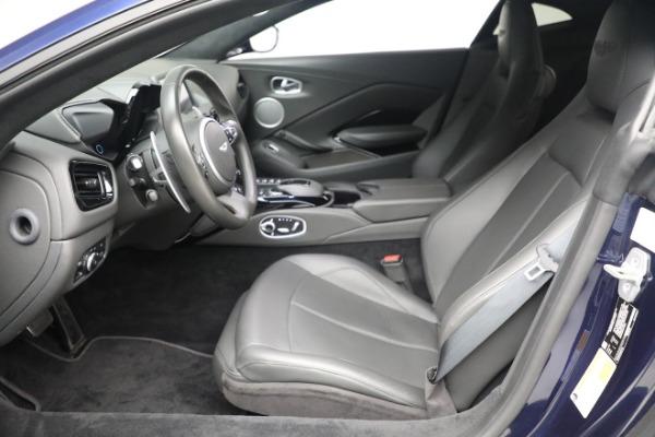 Used 2020 Aston Martin Vantage for sale $139,900 at Alfa Romeo of Westport in Westport CT 06880 14