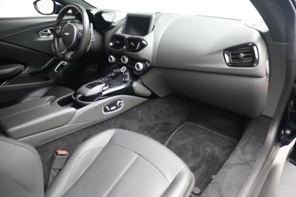 Used 2020 Aston Martin Vantage for sale $139,900 at Alfa Romeo of Westport in Westport CT 06880 17
