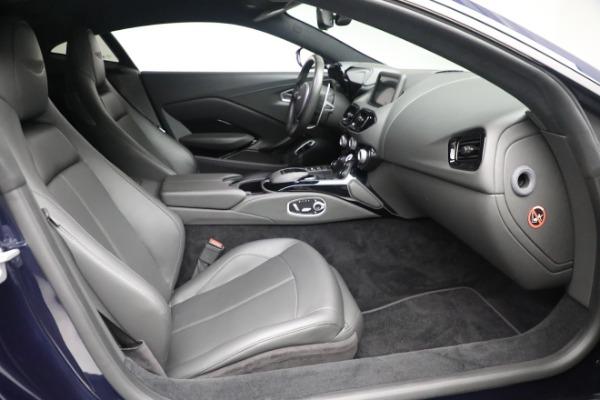 Used 2020 Aston Martin Vantage for sale $139,900 at Alfa Romeo of Westport in Westport CT 06880 18