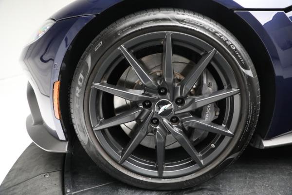 Used 2020 Aston Martin Vantage for sale $139,900 at Alfa Romeo of Westport in Westport CT 06880 22
