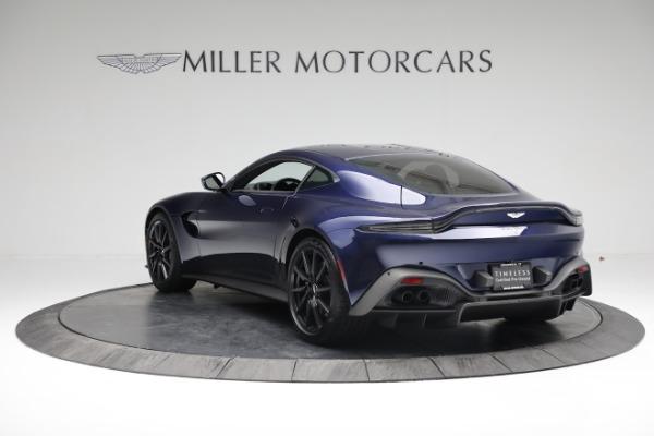 Used 2020 Aston Martin Vantage for sale $139,900 at Alfa Romeo of Westport in Westport CT 06880 4