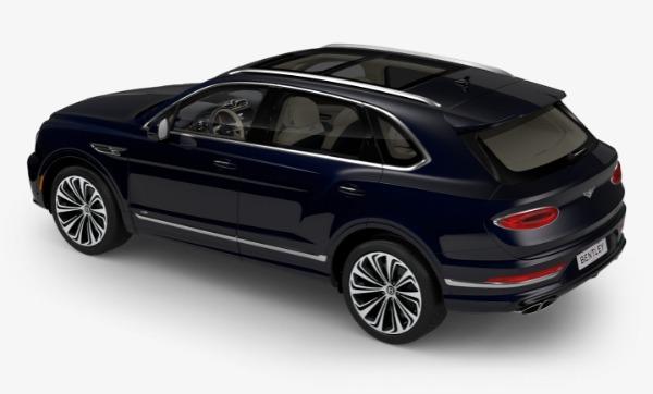 New 2022 Bentley Bentayga V8 for sale Call for price at Alfa Romeo of Westport in Westport CT 06880 4