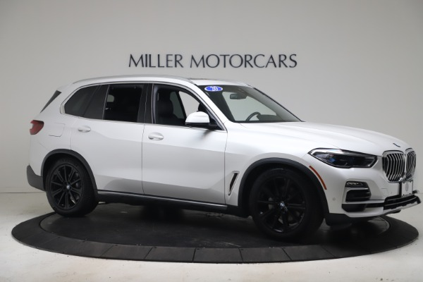 Used 2020 BMW X5 xDrive40i for sale Sold at Alfa Romeo of Westport in Westport CT 06880 10