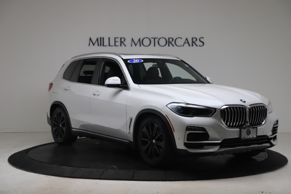 Used 2020 BMW X5 xDrive40i for sale Sold at Alfa Romeo of Westport in Westport CT 06880 11