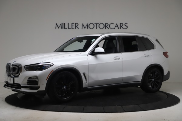 Used 2020 BMW X5 xDrive40i for sale Sold at Alfa Romeo of Westport in Westport CT 06880 2