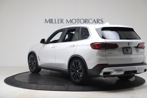 Used 2020 BMW X5 xDrive40i for sale Sold at Alfa Romeo of Westport in Westport CT 06880 5