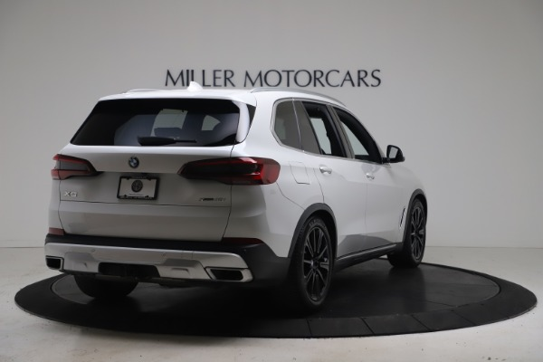 Used 2020 BMW X5 xDrive40i for sale Sold at Alfa Romeo of Westport in Westport CT 06880 7