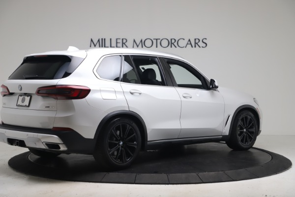 Used 2020 BMW X5 xDrive40i for sale Sold at Alfa Romeo of Westport in Westport CT 06880 8