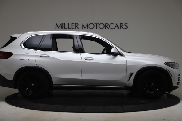 Used 2020 BMW X5 xDrive40i for sale Sold at Alfa Romeo of Westport in Westport CT 06880 9