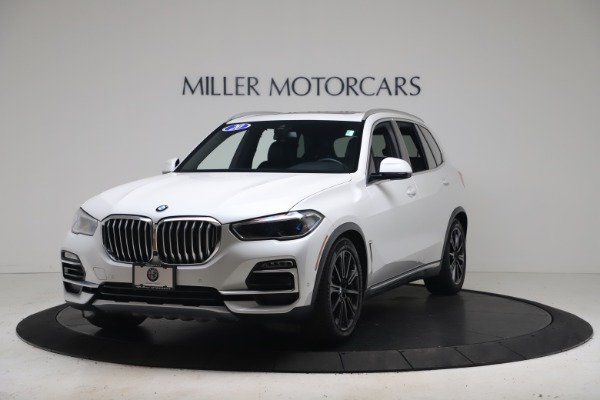 Used 2020 BMW X5 xDrive40i for sale Sold at Alfa Romeo of Westport in Westport CT 06880 1