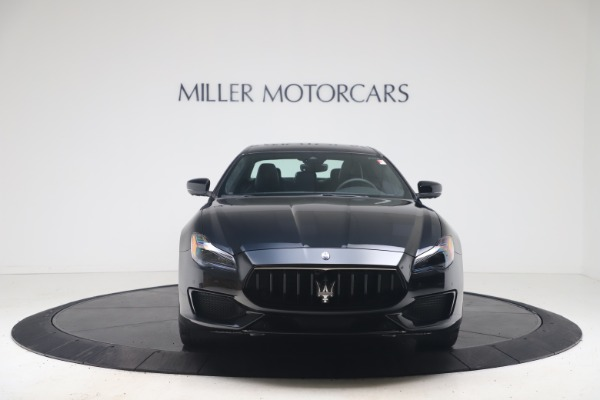 New 2022 Maserati Quattroporte Modena Q4 for sale $131,195 at Alfa Romeo of Westport in Westport CT 06880 12
