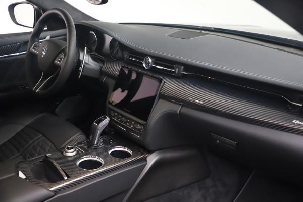 New 2022 Maserati Quattroporte Modena Q4 for sale $131,195 at Alfa Romeo of Westport in Westport CT 06880 18