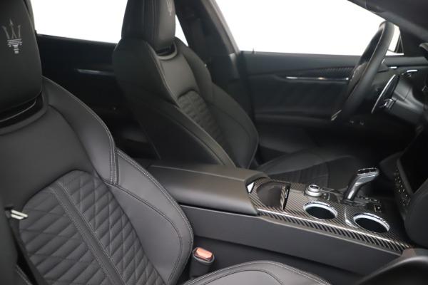 New 2022 Maserati Quattroporte Modena Q4 for sale $131,195 at Alfa Romeo of Westport in Westport CT 06880 19