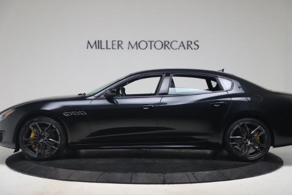 New 2022 Maserati Quattroporte Modena Q4 for sale $131,195 at Alfa Romeo of Westport in Westport CT 06880 3