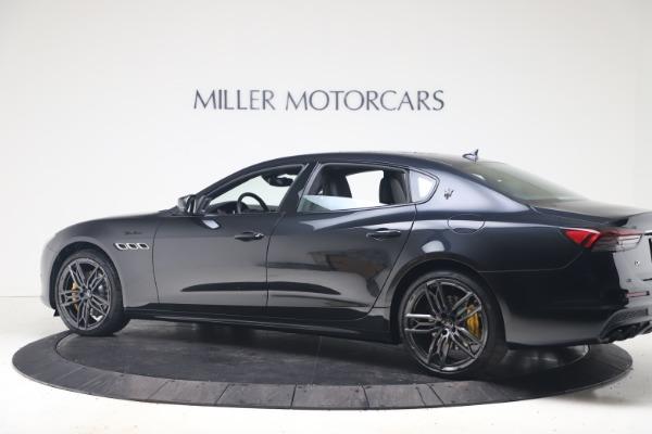 New 2022 Maserati Quattroporte Modena Q4 for sale $131,195 at Alfa Romeo of Westport in Westport CT 06880 4