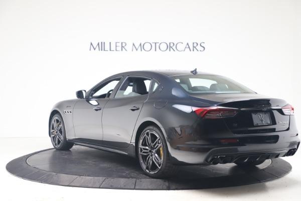 New 2022 Maserati Quattroporte Modena Q4 for sale $131,195 at Alfa Romeo of Westport in Westport CT 06880 5