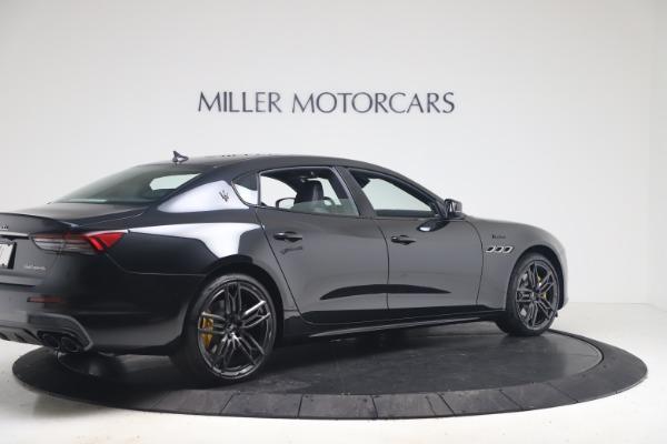 New 2022 Maserati Quattroporte Modena Q4 for sale $131,195 at Alfa Romeo of Westport in Westport CT 06880 8