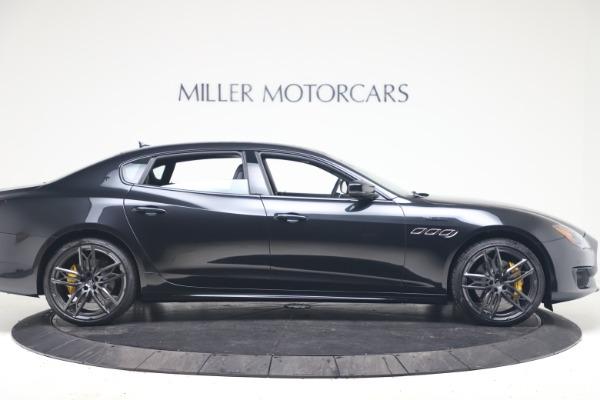 New 2022 Maserati Quattroporte Modena Q4 for sale $131,195 at Alfa Romeo of Westport in Westport CT 06880 9