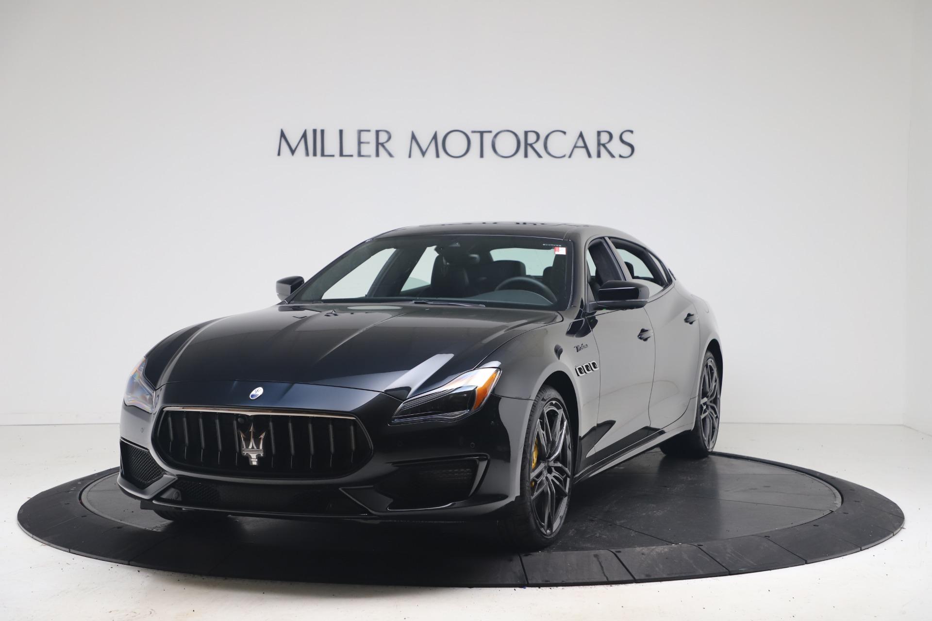New 2022 Maserati Quattroporte Modena Q4 for sale $131,195 at Alfa Romeo of Westport in Westport CT 06880 1