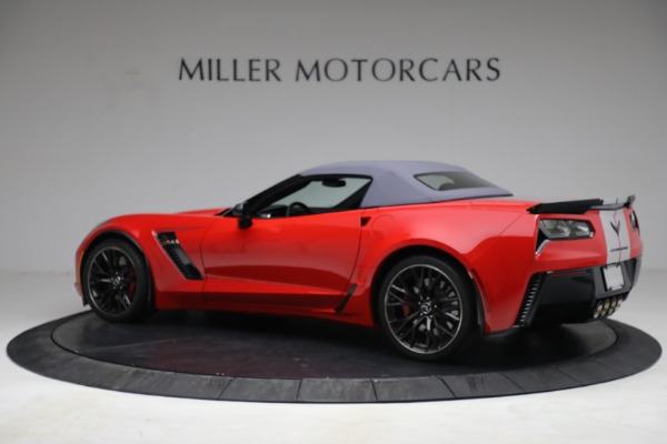 Used 2015 Chevrolet Corvette Z06 for sale $89,900 at Alfa Romeo of Westport in Westport CT 06880 16