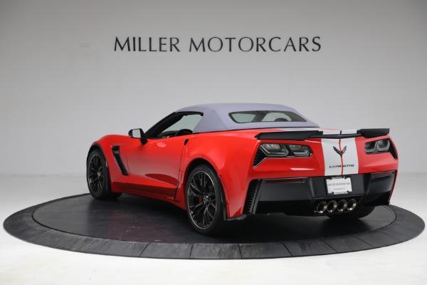 Used 2015 Chevrolet Corvette Z06 for sale $89,900 at Alfa Romeo of Westport in Westport CT 06880 17