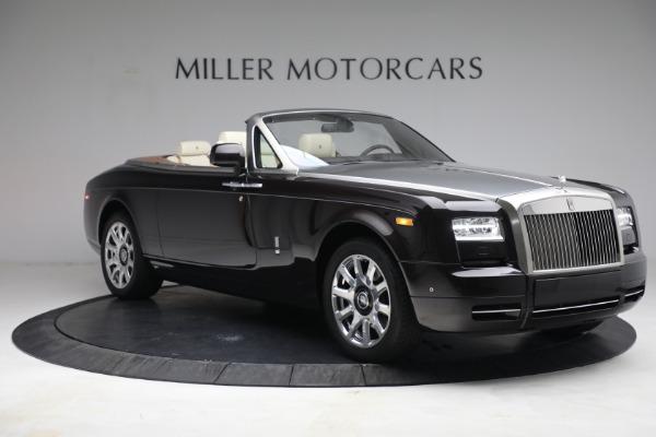 Used 2015 Rolls-Royce Phantom Drophead Coupe for sale Call for price at Alfa Romeo of Westport in Westport CT 06880 12