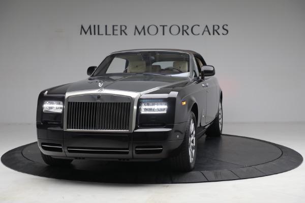 Used 2015 Rolls-Royce Phantom Drophead Coupe for sale Call for price at Alfa Romeo of Westport in Westport CT 06880 14