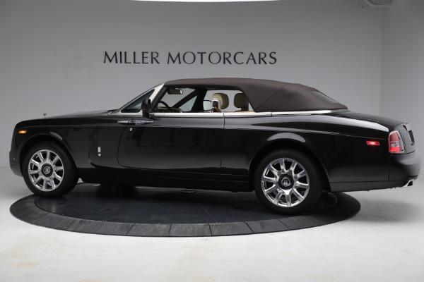Used 2015 Rolls-Royce Phantom Drophead Coupe for sale Call for price at Alfa Romeo of Westport in Westport CT 06880 17