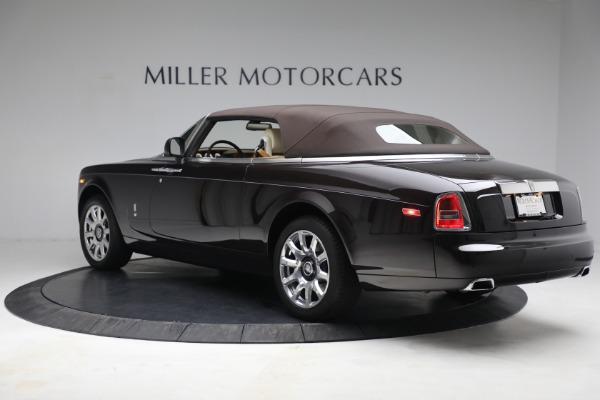 Used 2015 Rolls-Royce Phantom Drophead Coupe for sale Call for price at Alfa Romeo of Westport in Westport CT 06880 18