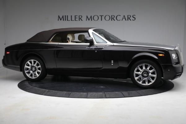 Used 2015 Rolls-Royce Phantom Drophead Coupe for sale Call for price at Alfa Romeo of Westport in Westport CT 06880 23