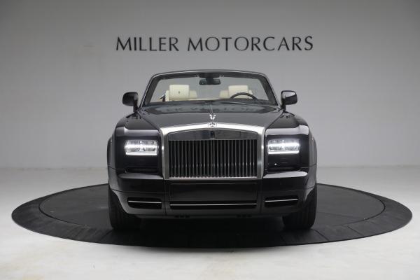 Used 2015 Rolls-Royce Phantom Drophead Coupe for sale Call for price at Alfa Romeo of Westport in Westport CT 06880 3