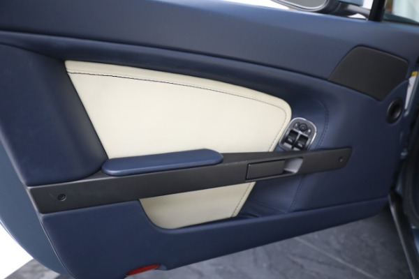 Used 2009 Aston Martin V8 Vantage Roadster for sale Call for price at Alfa Romeo of Westport in Westport CT 06880 17