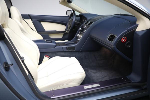 Used 2009 Aston Martin V8 Vantage Roadster for sale Call for price at Alfa Romeo of Westport in Westport CT 06880 19