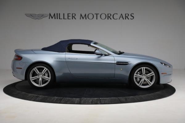 Used 2009 Aston Martin V8 Vantage Roadster for sale Call for price at Alfa Romeo of Westport in Westport CT 06880 25