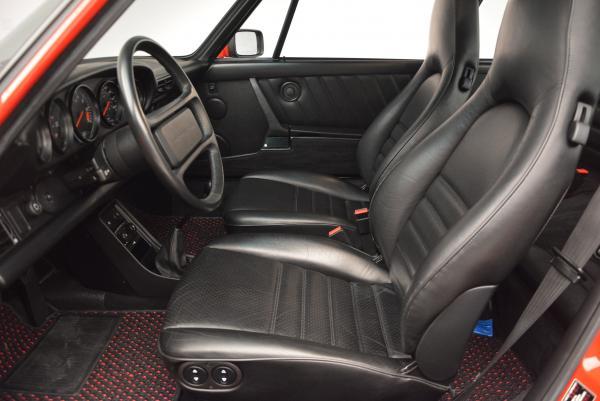 Used 1988 Porsche 911 Carrera for sale Sold at Alfa Romeo of Westport in Westport CT 06880 14