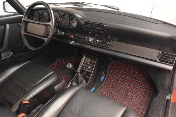 Used 1988 Porsche 911 Carrera for sale Sold at Alfa Romeo of Westport in Westport CT 06880 18