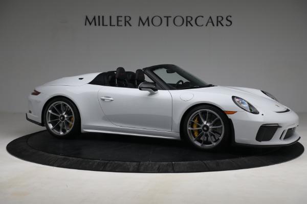 Used 2019 Porsche 911 Speedster for sale $395,900 at Alfa Romeo of Westport in Westport CT 06880 10
