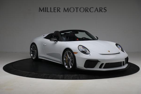 Used 2019 Porsche 911 Speedster for sale $395,900 at Alfa Romeo of Westport in Westport CT 06880 11