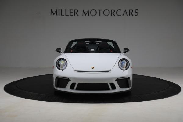 Used 2019 Porsche 911 Speedster for sale $395,900 at Alfa Romeo of Westport in Westport CT 06880 12